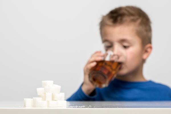 bambini bevande zuccherate